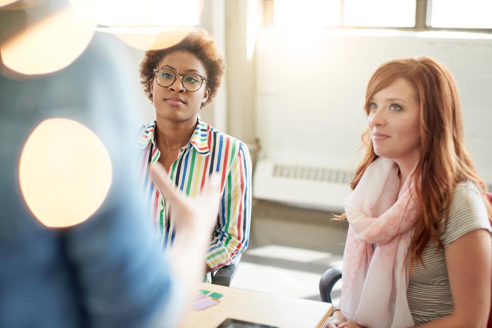 A Mentor's Perspective: Providing Positive Feedback